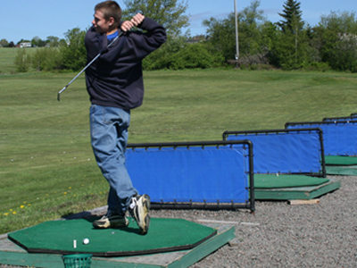Boardwalk Driving Range