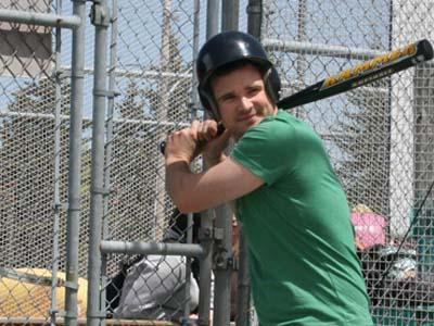 Boardwalk Batting Cage